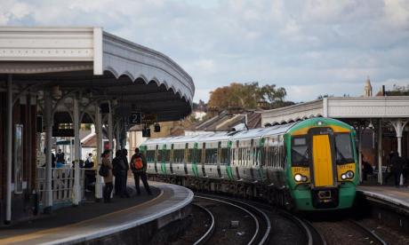 Knife crime on railways triples in three years