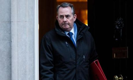 Dr Liam Fox: Yvette Cooper's amendment 'would have profound constitutional changes'