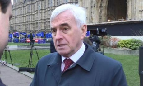 John McDonnell refuses to rule out further confidence votes