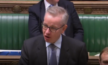 Michael Gove attacks Labour's Brexit plans in sweary rant