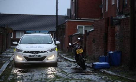 Police investigation the deaths of mother and two children in Bolton