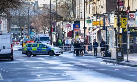 Knives 'dumped in the street' after fatal stabbing in Islington