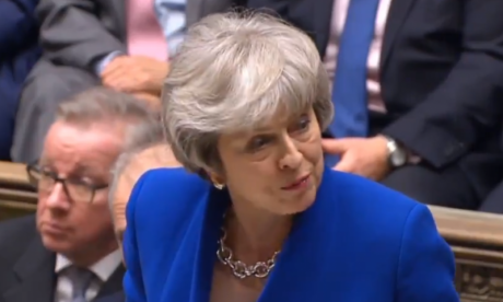 Theresa May survives no-confidence vote against her government