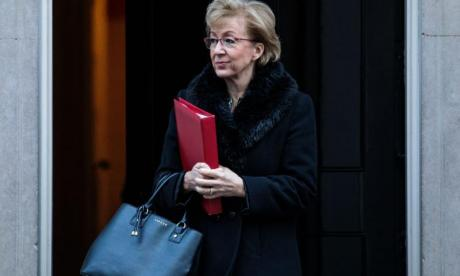 Andrea Leadsom: MPs need to support Theresa May's Brexit deal to 'move forward with their lives'
