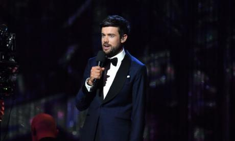 Jack Whitehall's 'scatter cushion' joke tops list of Brits complaints