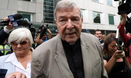 Pell faces a maximum 50-year prison sentence