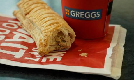Vegan sausage roll launch boosts Greggs' profits