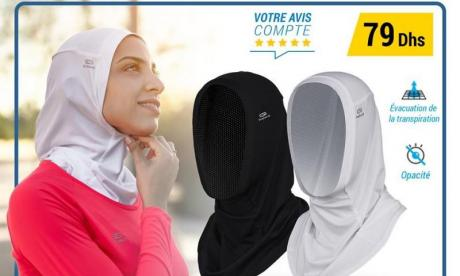 French sports shop halts running hijab sales after backlash