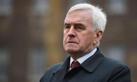 Tory MP brands John McDonnell's Churchill comments as 'rubbish'