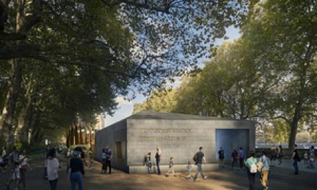 Hundreds of people object to proposed Westminster Holocaust memorial claiming it would 'kill' the views of Parliament