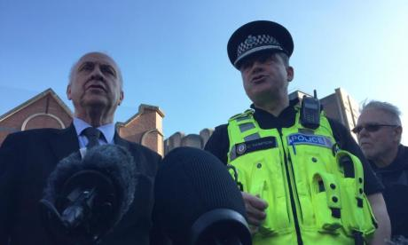Police chief brands knife attacks 'national emergency'