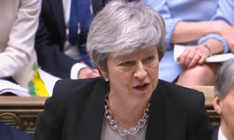 PMQS: Theresa May says Atlee will be 'spinning' in his grave over Corbyn's Labour