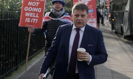 Andrew Bridgen MP: 'We need a new Conservative leader'