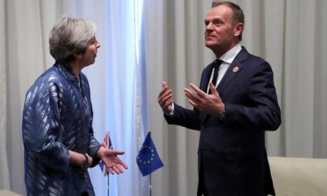 EU's Donald Tusk to ask EU leaders to be open to long Brexit extension