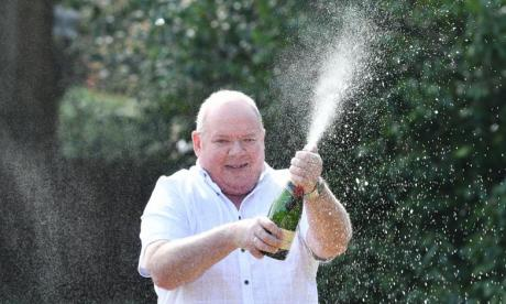 EuroMillions jackpot: Hereford factory worker revealed as winner of £71m