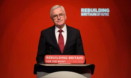 John McDonnell urged by Jewish leaders to cut ties with left-wing group