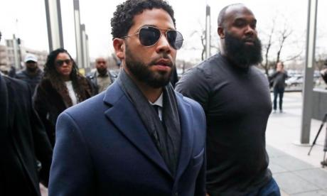 Charges against Jussie Smollett dropped, say his lawyers