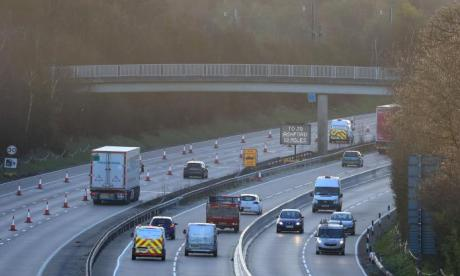 Operation Brock: Lanes closed on M20 in no-deal Brexit preparations