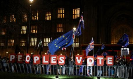 People's vote second referendum
