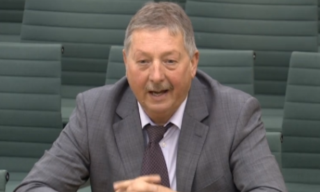 DUP's Sammy Wilson accuses NI civil service boss of 'political motives'