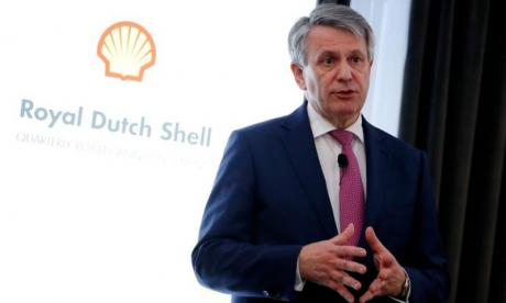 Shell boss sees pay more than double to £17m
