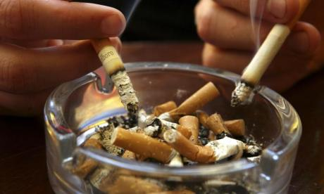 'If smoking was invented today, it would be banned'