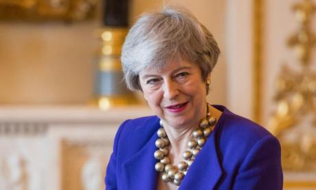 Theresa May is 'daft, deluded and dangerous'