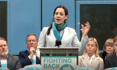 Jacob Rees-Mogg's sister announced as Brexit party candidate