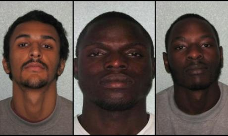 Three convicted of human trafficking in 'county lines' case