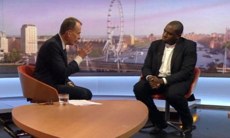 Andrew Bridgen: David Lammy 'not the sharpest tool in the box'