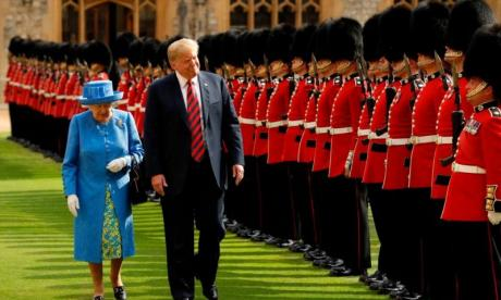 Donald Trump to visit UK in June