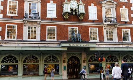 Fortnum and Mason stockpiling 'hundred of thousands' of champagne bottles