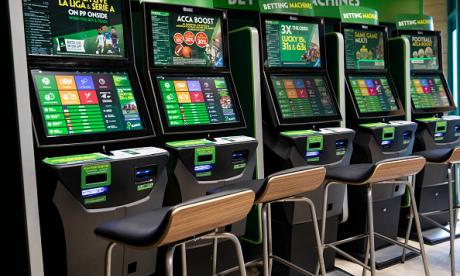 Betting machines