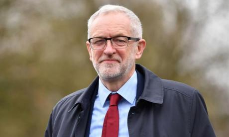 Jeremy Corbyn branded 'unfit' to be PM by Jewish Labour movement