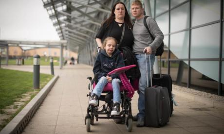 Mother has medical cannabis for epileptic child confiscated at airport