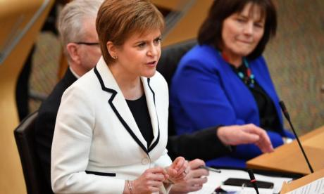 Media are 'sexing up' claims of SNP disputes
