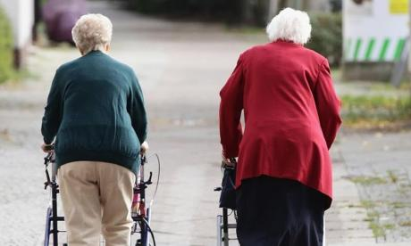 Age UK: Pensioner benefits are 'a sign of a good society'