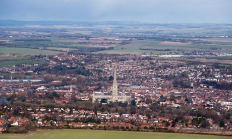 Salisbury named best place to live in UK