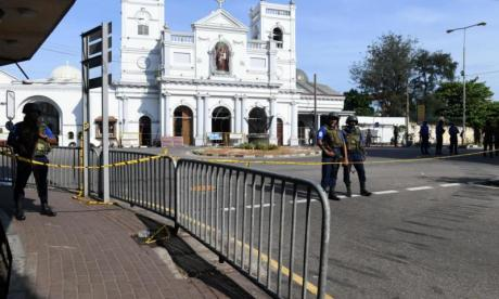 Arrests made in Sri Lanka after Easter Sunday bombing