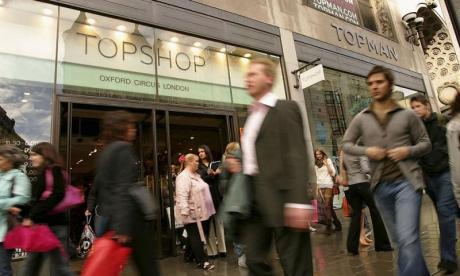 Philip Green closes 23 stores as part of Arcadia rescue plan