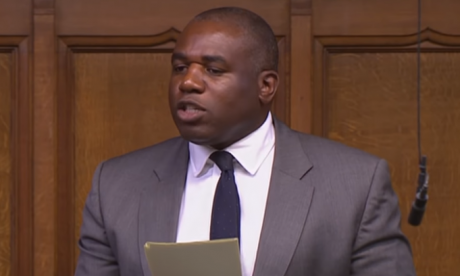 MPs demand probe into 'race discrimination'