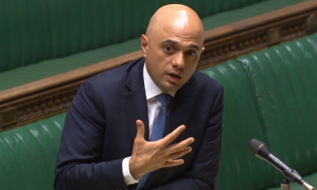 Sajid Javid reveals 'Ramadan package' to protect mosques