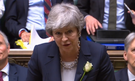 PMQs: Theresa May told to 'step aside' after 'failed' Brexit talks