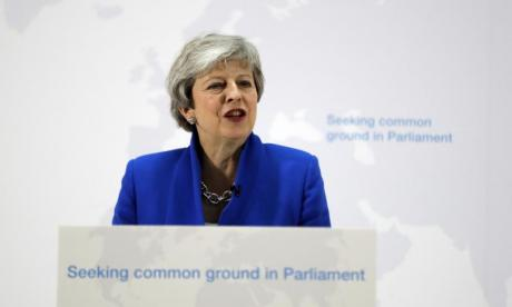 Theresa May: Withdrawal Agreement Bill to include vote on second referendum