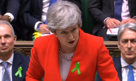 PMQs: Theresa May accused of making the UK a 'laughing stock'
