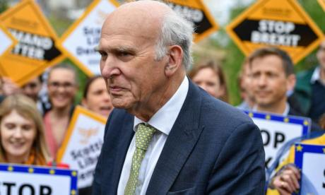 Vince Cable: Labour-Lib Dem pact 'completely inconceivable'