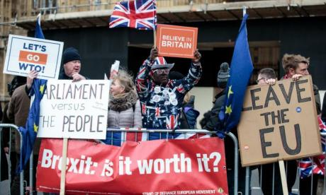 Brexit consultants cost government £97 million