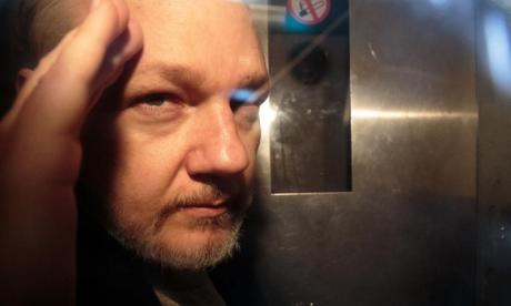 Swedish court rules not to seek detention of Julian Assange