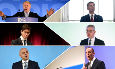 Tory leadership hopefuls face second round of votes