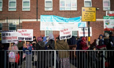 Protests against LGBT teaching to continue despite injunction